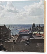 Halsingborg Sweden 2 Wood Print