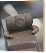 Hammer And Shoe Wood Print