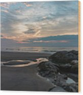 Hampton Beach State Park Wood Print