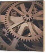 Handywork Wood Print