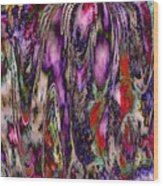 Hanging Gardens 2 Wood Print
