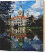 Hanover Germany Catus 1 No. 1 H B Wood Print