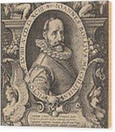 Hans Bol Wood Print