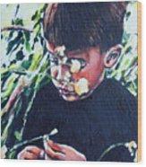 Hans Hoogervorst Wood Print