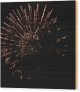 Happy 4th.from Palm Desert 1 Wood Print