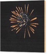 Happy 4th.from Palm Desert 2 Wood Print