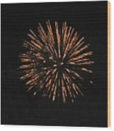 Happy 4th.from Palm Desert 4 Wood Print