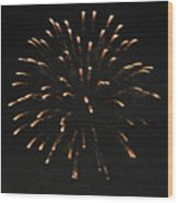 Happy 4th.from Palm Desert 7 Wood Print