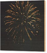 Happy 4th.from Palm Desert 8 Wood Print