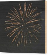 Happy 4th.from Palm Desert 9 Wood Print