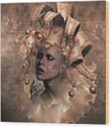Happy Times Times From Yesterday Wood Print