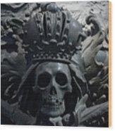 Hapsburg Tombs Vienna Austria Wood Print