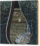 Harborside Fountain Park Bremerton Wa 2 Wood Print