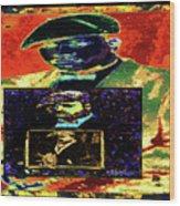 Harlem Renaissance Deja Vu Number 1 Wood Print