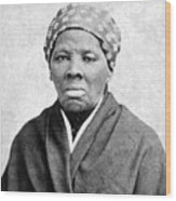 Harriet Tubman (1823-1913) Wood Print by Granger
