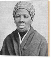 Harriet Tubman (1823-1913) Wood Print by Granger