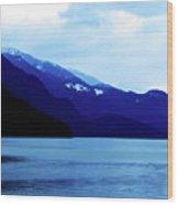 Harrison Lake Bc Canada Wood Print
