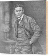 Harry Houdini Wood Print