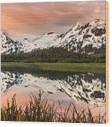Hartney Bay, Cordova Wood Print