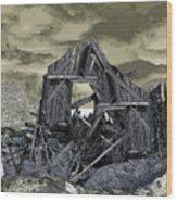 Haselbachs Wood Print