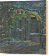 Hastings Fishermen's Museum Wood Print