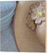 Hats Wood Print