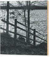 Haukkajarvi Wood Print