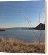 Hauser Lake Wood Print