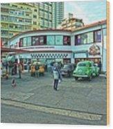 Havana-38 Wood Print