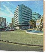 Havana-44 Wood Print