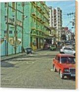 Havana-47 Wood Print
