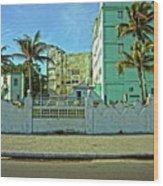Havana-48 Wood Print