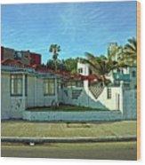 Havana-49 Wood Print