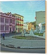 Havana-51 Wood Print