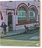 Havana-52 Wood Print