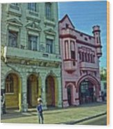 Havana-53 Wood Print