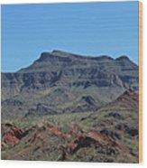 Havasu City Arizona  Wood Print