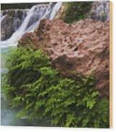 Havasu Creek Grand Canyon 3 Wood Print