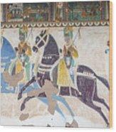 Haveli Art Wood Print