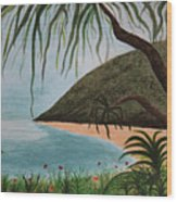 Hawaii Series Wood Print