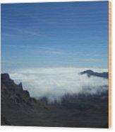 Hawai'i Volcano Wood Print