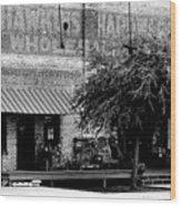 Hawkins Hardware Wood Print