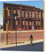 Hays, Kansas - 12th Street Wood Print