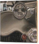 Headlights Wood Print