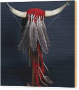 Headdress Wood Print