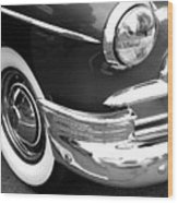 Headlight Wood Print