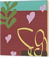 Health - Celebrate Life 3 Wood Print
