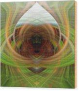Heart 12 - Yang Wood Print