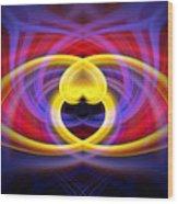 Heart 16 - Yang Wood Print