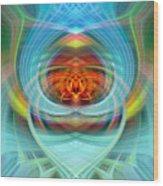 Heart 19- Yang Wood Print